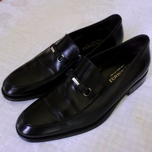 WORN ONCE Bruno Magli Men's Italian Dress Shoes